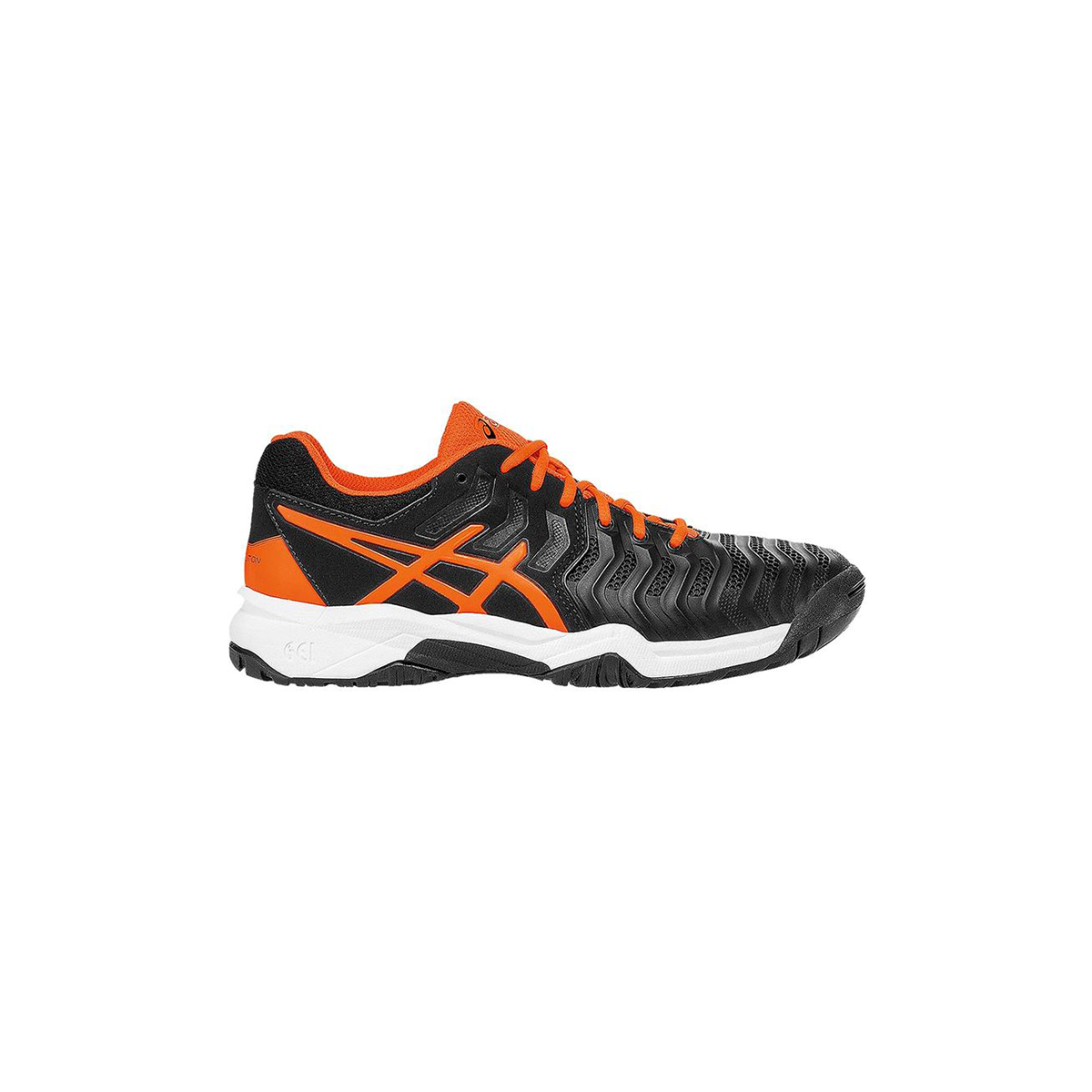 7 Unisex Asics Gs Scarpe 9030 C700y Da Resolution Tennis Gel Bambini 5IxT4PS