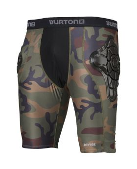 BURTON TOTAL IMPACT SHORT- MAN