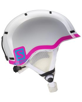 GROM WHITE GLOSSY PINK