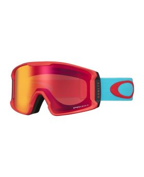 OAKLEY LINE MINER XM CARIBBEAN SEA RED