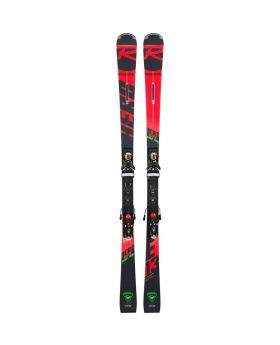 ROSSIGNOL HERO ELITE (R22) + SPX 12 ROCKERFLEX