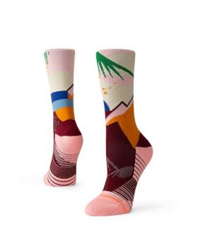 STANCE CALZA DONNA OASIS CREW